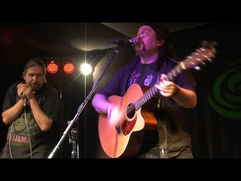 Trevor Hansbury & Thomas Schied @ Blues Open Air in Niederlehme 2012