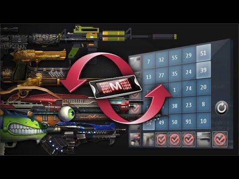 Counter Strike Nexon Zombies: Bingo 2015 (Part 1)