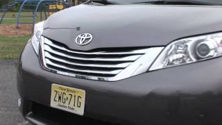 2011 Toyota Sienna Limited AWD - Drive Time Review