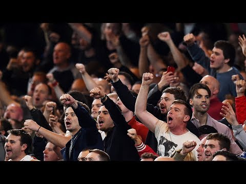 Video: ABSOLUTE SCENES | Inside the Liverpool end for Sturridge's equaliser v Chelsea
