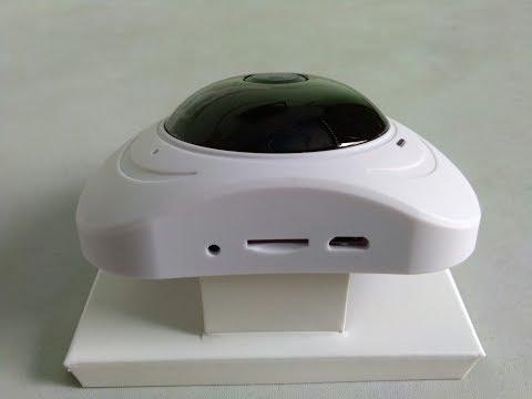 Camera ip wifi VR 360 độ HD trong nhà - IP360S - Cameraip.top