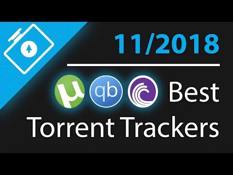 Speed up dead / slow torrent in uTorrent / Bittorrent / qBittorrent (2018)