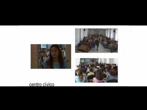 Presentación del Centro Cívico de la Diputación de Málaga