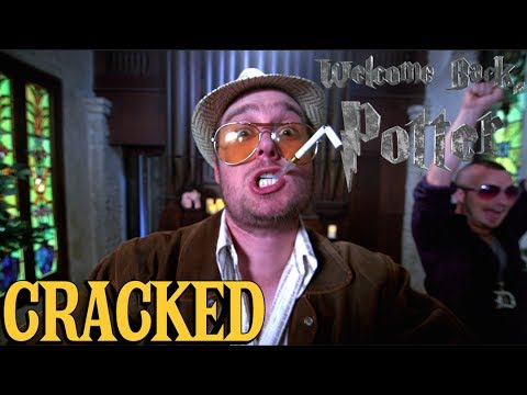 Welcome Back, Potter - Cracked Series Trailer