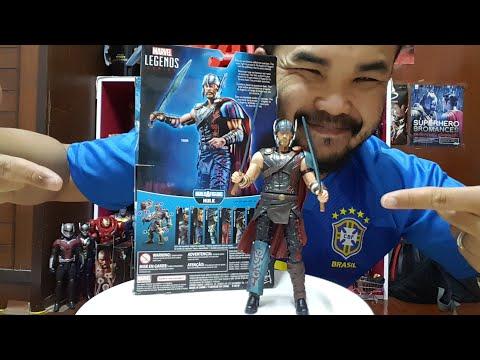 Toy Review : Thor Ragnarock Marvel Legend📢📣 ของที่สวยมากๆ🤖🤖 และให้อรรถรสเจ๋ง😍😘
