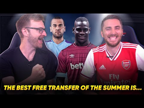 The Best FREE TRANSFER Of The Summer Is... | #StatWarsTheLeague2