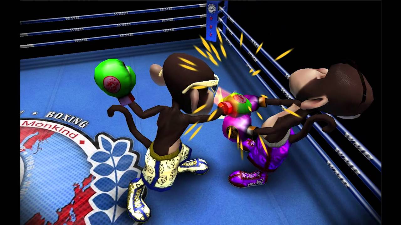 Coming Tonight: Beat Up Monkeys In Crescent Moon's Latest Game 'Monkey Boxing'