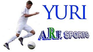 Melhores momentos do atleta Yuri atuando pelo Santos.