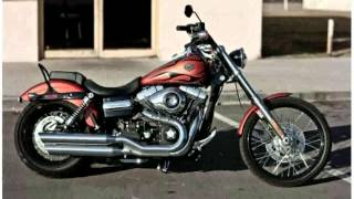 10. 2011 Harley-Davidson Dyna Glide Wide Glide - Specification & Specs