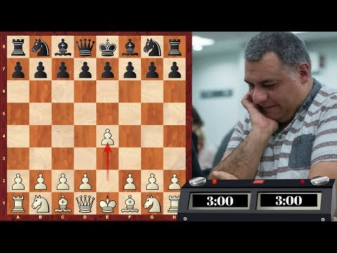 Chess 3-min autopairing #5: LIVE Blitz (Speed) Chess Games – ICC 3 minute autopairing