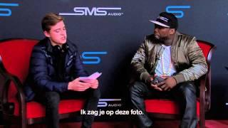 Lil Kleine Interviewed 50 Cent voor XITE