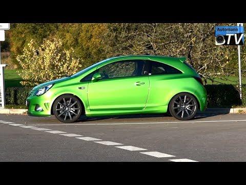 2014 Opel Corsa OPC NRE (210hp) – DRIVE & SOUND (1080p)