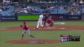 Dodgers vs Reds Highlights | 4/15/19