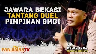 Video JAWARA BEKASI TANTANG GMBI DUEL SAMPAI MATI MP3, 3GP, MP4, WEBM, AVI, FLV April 2019