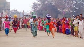 मटका रेस || हरियाणवी महिलाओ की मटका रेस || KABADDI HARYANA ||