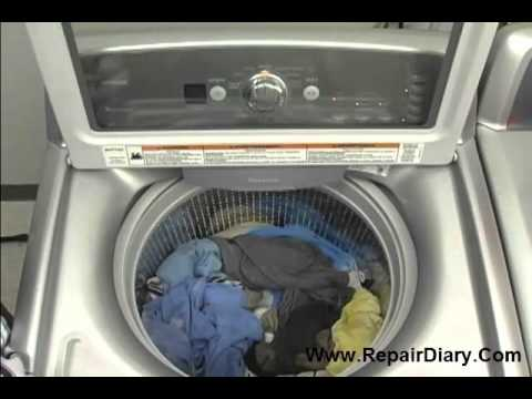 washer - Please Visit http://www.repairdiary.com.