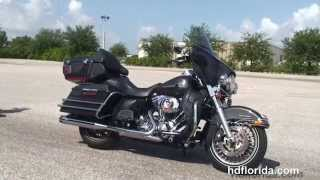 9. Used 2009 Harley Davidson Ultra Classic Electra Glide Motorcycles for sale