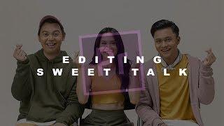 Cara Editing Music Video SWEET TALK - Sheryl Sheinafia & Rizky Febian Feat. Chandra Liow