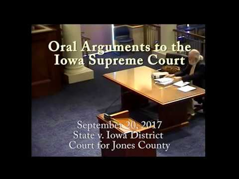Image of 17–1023 State of Iowa v. Iowa Dist. Ct. for Jones County