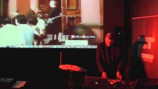 AMPTEK live @ Musica Machina Show in FILMSOCIALCLUB 2015