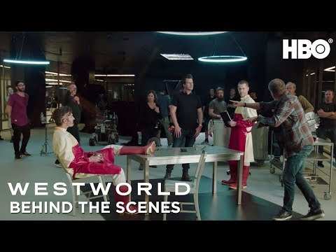 Westworld: Creating Westworld's Reality - Behind the Scenes of Season 3 Episode 2 | HBO
