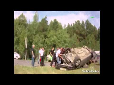 most Horrible car crashes in Russia collection # 11