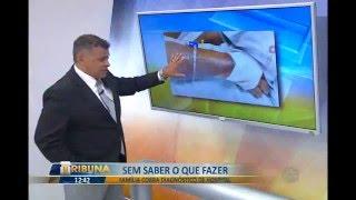Tribuna da Massa - 12/02/16 - Hospital de Clinicas - Dr. Paulo Nazário