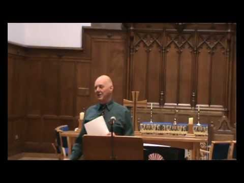 2012 Beauchief Abbey Lent Lectures:  Law and Justice in the Old Testament, no.3