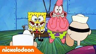SpongeBob SquarePants   Bertemu Mermaid Man dan Barnacle Boy   Nickelodeon Bahasa