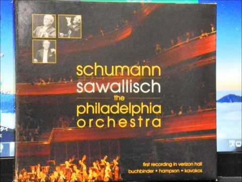 Schumann Manfred Overture