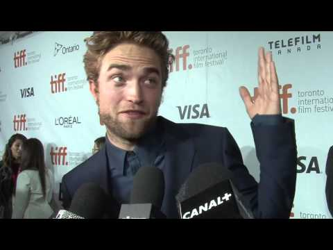 Maps To The Stars: Robert Pattinson Exclusive TIFF Premiere Interview