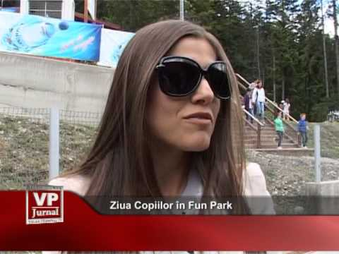 Ziua Copiilor în Fun Park