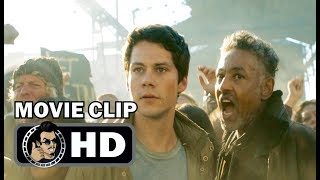 Nonton MAZE RUNNER: THE DEATH CURE Movie Clip - The Wall (2018) Sci-Fi Action Thriller Movie HD Film Subtitle Indonesia Streaming Movie Download