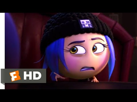 The Emoji Movie - Meeting Jailbreak Scene | Fandango Family