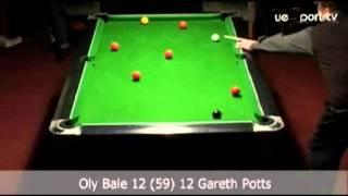 £20,000 8-Ball Money Match - Gareth Potts V Oly Bale - Part 6 Of 10