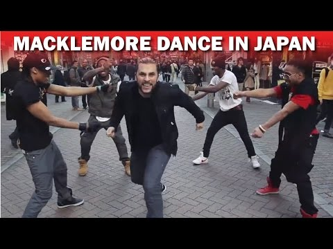 hiphop - Choreography on Can't Hold Us, famous Macklemore music. Dance with Guillaume Lorentz and the HeyCrew on this funny exclusive hip hop dance in Japan ! For mor...