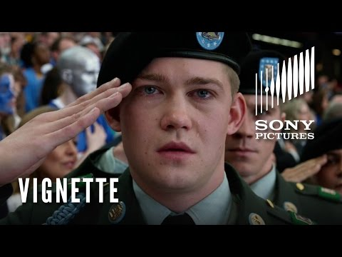Billy Lynn's Long Halftime Walk (Featurette 'American Heroes')