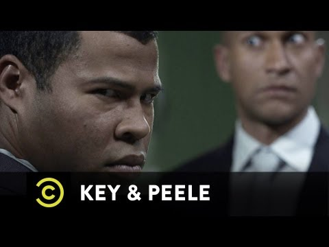 Key And Peele - Flicker (Something On Your Shirt)