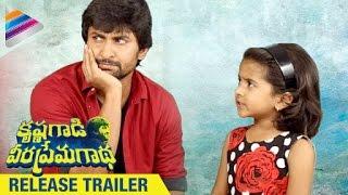 Nonton Krishna Gadi Veera Prema Gadha Release Trailer   Nani   Mehrene Kaur   Telugu Filmnagar Film Subtitle Indonesia Streaming Movie Download