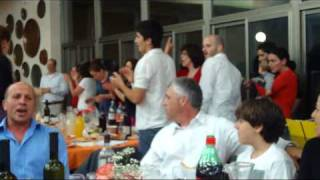 Amiad Israel  city pictures gallery : Pesach Dinner at Amiad in Israel.mp4