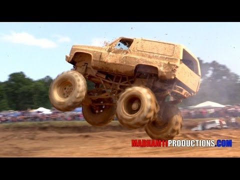 MEGA TRUCKS GONE WILD
