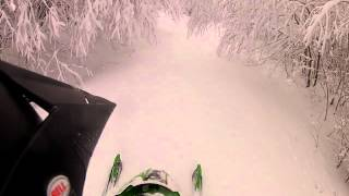 7. 2014 Arctic Cat M6000 SP 153 Breaking Trail