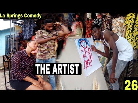 THE ARTIST (La Springs Comedy)(Episode 26)