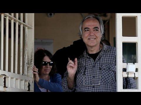 Εκτός φυλακών και πάλι ο Δ.Κουφοντίνας