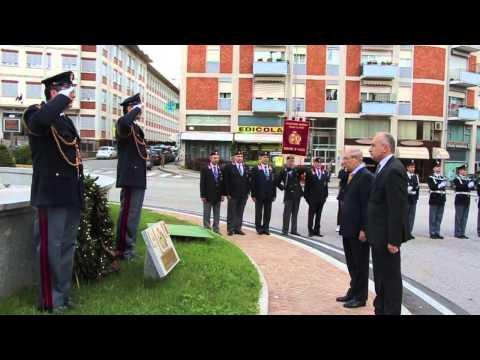 Omaggio ai caduti della Polizia
