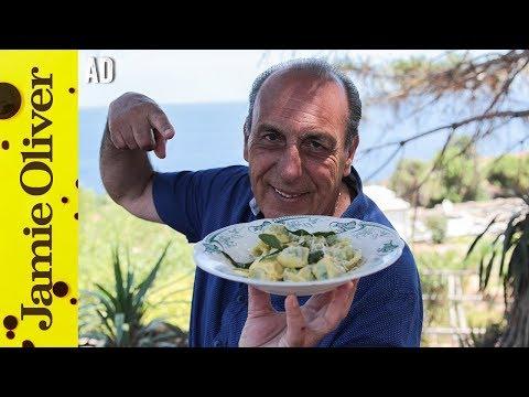 Cappellacci with Sage & Butter Sauce  | Gennaro Contaldo - AD