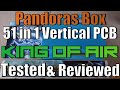 Pandoras Box The King Of Air 51 In 1 Vertical Jamma Mul