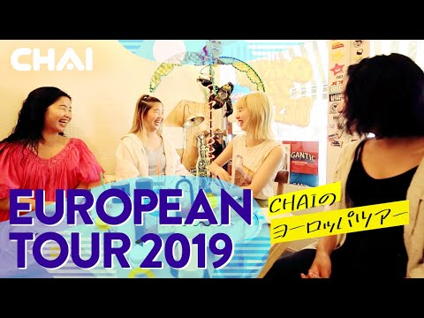 """, title : 'CHAI - """"AWESOME 4"""" Documentary Ep.1: 2019 European Tour (with English and Japanese Subtitles)'"""