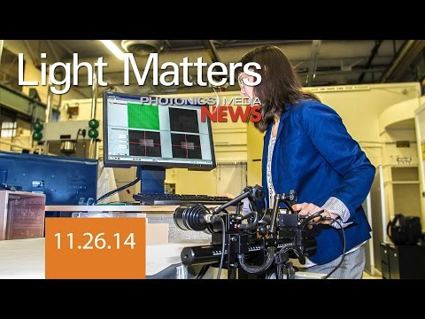A New Cloaking Device & Digital Image Correlation - LIGHT MATTERS 11.26.2014