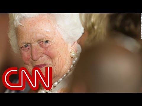 Barbara Bush's legacy as 'the enforcer'